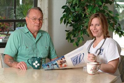 Home Health Care Needs Assessment - nurse_evaluation