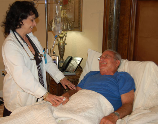 In Home Nursing - Nurse care providers
