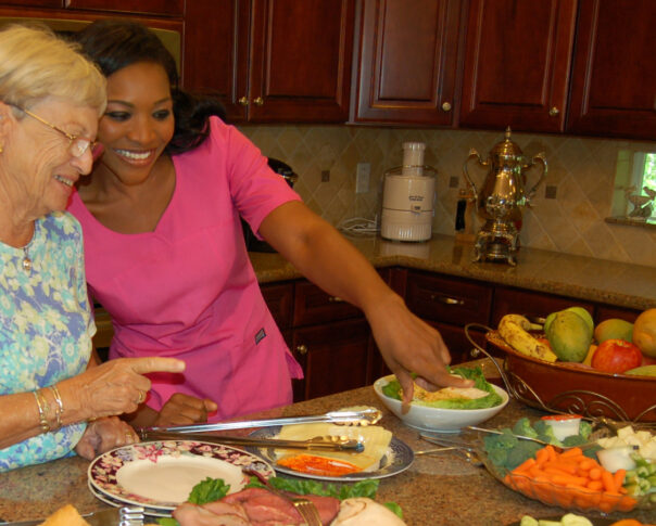 whitsyms healthy living care provider support