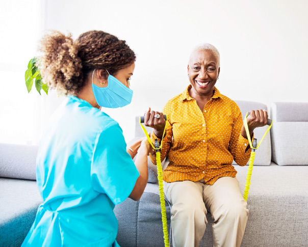Learn more about physical therapy's benefits to seniors here.